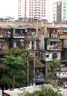 Hà Nội: Được xây nhà cao tầng khi cải tạo chung cư cũ