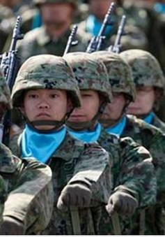 Nhật Bản tăng cường tham gia giữ gìn hòa bình quốc tế
