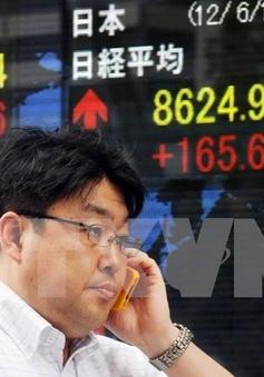 Chỉ số Nikkei Nhật Bản tăng cao kỷ lục