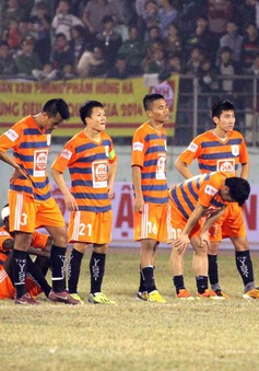 AFC cấm thi đấu vĩnh viễn với 9 cầu thủ V. Ninh Bình