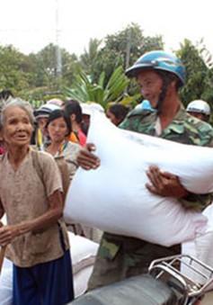 Cứu trợ khẩn cấp vùng hạn hán ở Ninh Thuận