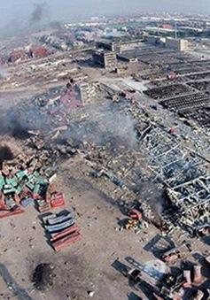 Nhiễm độc nước vượt tiêu chuẩn cho phép sau vụ nổ ở Thiên Tân