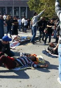 Đánh bom liều chết tại thủ đô Thổ Nhĩ Kỳ, hơn 20 người thiệt mạng