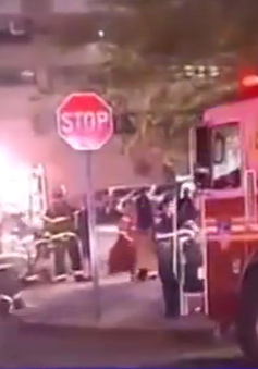 Mỹ: Nổ đường ống dẫn khí gas tại trường học, 3 người bị thương