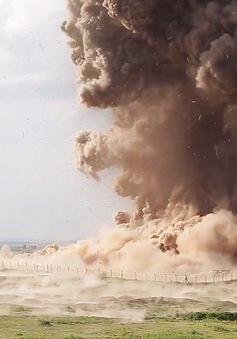 Nổ bom ở miền Bắc Myanmar, 6 người thương vong