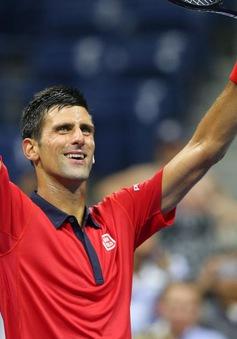 Djokovic lại nhảy điệu Gangnam khi vào vòng 3 Mỹ mở rộng
