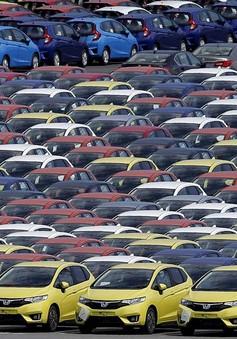 Ngành sản xuất ô tô Nhật Bản nóng lên nhờ TPP