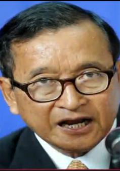 Tòa án Campuchia triệu tập Chủ tịch Đảng Cứu quốc Đối lập