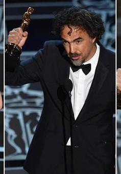 Những chủ nhân của tượng vàng Oscar 2015