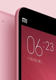 Xiaomi Mi Pad 2 phiên bản màu hồng đặc biệt lên kệ