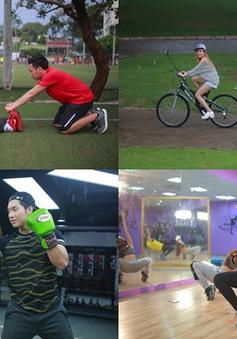 """Cuộc đua kỳ thú 2015: Các đội bật mí các""""chiêu"""" rèn luyện thể lực"""