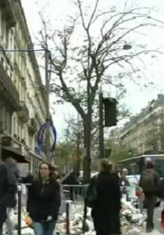 Paris quay trở lại cuộc sống thường nhật sau vụ tấn công khủng bố