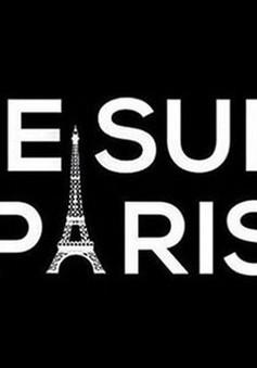 Cả thế giới đang hướng về Paris sau vụ tấn công kinh hoàng