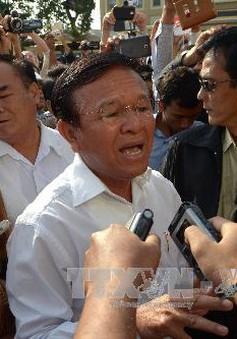 Quốc hội Campuchia miễn nhiệm Phó Chủ tịch thứ nhất Kem Sokha