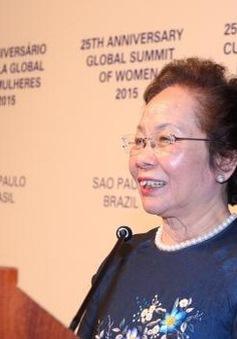 Đóng góp của Việt Nam với Hội nghị Thượng đỉnh Phụ nữ toàn cầu lần thứ 25