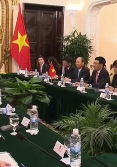 Việt Nam - Cộng hòa Czech tăng cường hợp tác