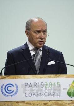 Pháp công bố dự thảo sửa đổi thỏa thuận về biến đổi khí hậu