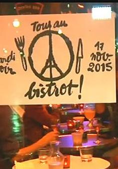 Người Pháp phát động chiến dịch ủng hộ việc kinh doanh các nhà hàng