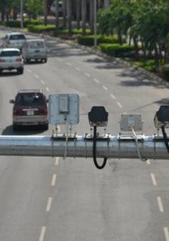 Áp dụng thí điểm 'phạt nguội' trên một số tuyến cao tốc