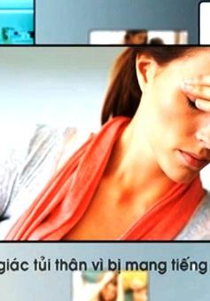Nỗi khổ tâm của phụ nữ ở nhà chăm con
