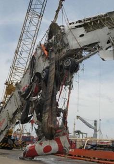 Indonesia: Máy bay AirAsia QZ8501 rơi do lỗi kĩ thuật