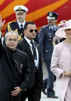 Tổng thống Ấn Độ công du Thụy Điển
