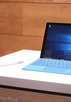 Surface Pro 4 – Máy tính bảng tốt nhất năm 2015