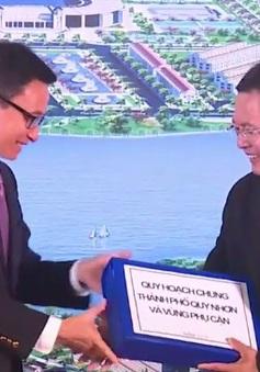 Năm 2025, TP Quy Nhơn phấn đấu trở thành đô thị trung tâm