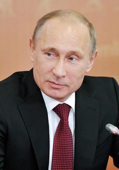 Tổng thống Putin tuyên bố tăng cường sức mạnh quân đội