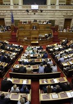 Quốc hội Hy Lạp thông qua đề xuất cải cách