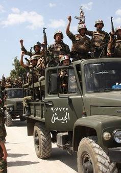 Quân đội Syria phát động chiến dịch tấn công chống khủng bố quy mô lớn