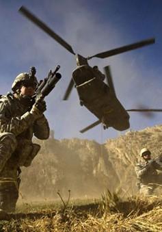 Anh sẽ duy trì hiện diện quân sự tại Afghanistan trong năm 2016