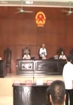 Quảng Ninh: Cán bộ phường và phòng Tài nguyên Môi trường rahầu tòa