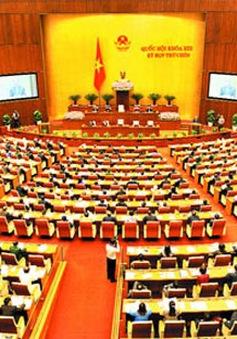 Quốc hội thông qua Nghị quyết Bảo hiểm xã hội một lần