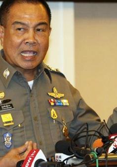 Vụ đánh bom ở Bangkok do một mạng lưới thực hiện
