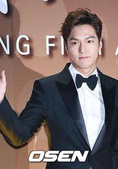 Lee Min Ho chiến thắng ở lễ trao giải bị ghẻ lạnh của Hàn Quốc