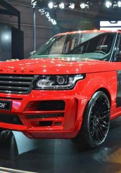 Bán tải Range Rover đã thành hiện thực?