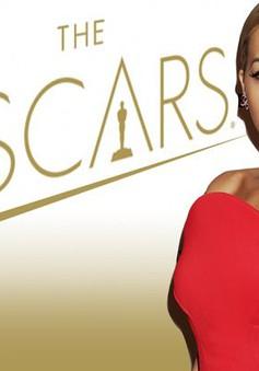 Rita Ora hào hứng góp mặt trong Lễ trao giải Oscar 2015