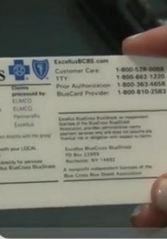 Mỹ: Rò rỉ thông tin hơn 10 triệu khách hàng Excellus BlueCross BlueShield
