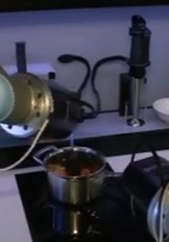 Robot nấu ăn ngon như đầu bếp thực thụ