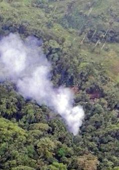 Rơi máy bay trực thăng tại Colombia, 16 cảnh sát thiệt mạng