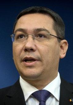 Chính phủ Romania vượt qua cuộc bỏ phiếu bất tín nhiệm
