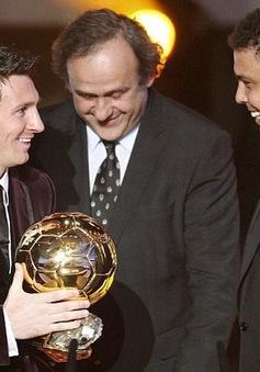 """Ro """"béo"""" gây sốc: Tôi sẽ chiêu mộ Messi, Ronaldo"""