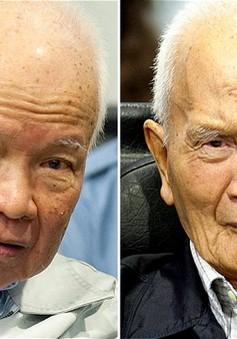 Tòa án xét xử Khmer Đỏ công bố ngân sách năm 2015