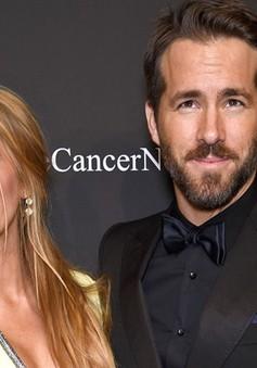 Blake Lively và Ryan Reynolds hạnh phúc đón con đầu lòng
