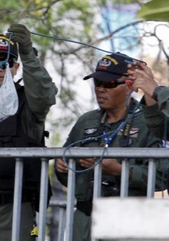Cảnh sát Thái Lan truy tìm thêm nghi phạm của vụ nổ bom ở Bangkok