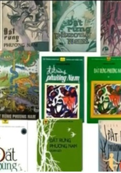 """Tiểu thuyết """"Đất rừng phương Nam"""""""