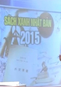 Sách Xanh 2015: Nhật Bản tiếp tục là một quốc gia hòa bình
