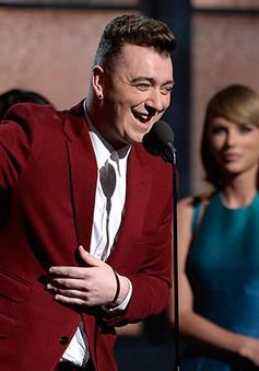 Grammy 2015: Sam Smith thắng đậm