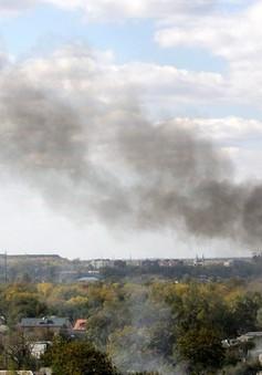 Ukraine: Lực lượng ly khai chiếm sân bay Donetsk